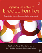 Preparing Educators to Engage Families book cover