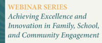Webinar recording now online! Evaluating Family Engagement Strategies: Addressing Measurement Challenges